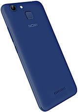Смартфон Nomi i5012 EVO M2 Blue (Синій), фото 3