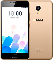 Смартфон Meizu M5c 32GB Gold, фото 2