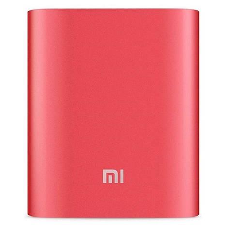 Power Bank Xiaomi Mi Power bank 10000 мАг Оригінал Червоний, фото 2