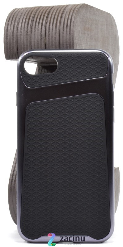 Чохол-накладка Usams IP7JK01 для iPhone 7 Knight ser. Чорний