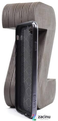 Чохол-накладка Usams IP7JK01 для iPhone 7 Knight ser. Чорний, фото 2