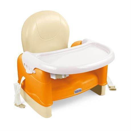 Стульчик-бустер для кормления Weina EasyGo оранжевый 4009.01