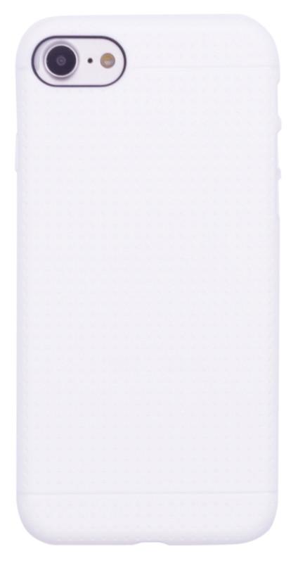 """Чохол-накладка TPU для iPhone 7 (4.7"""") KMC Білий"""