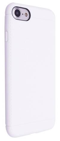 """Чохол-накладка TPU для iPhone 7 (4.7"""") KMC Білий, фото 2"""