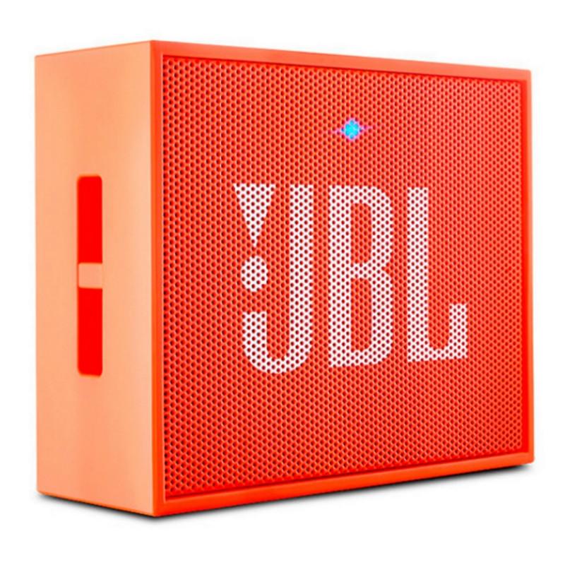 Портативна акустика JBL GO Orange