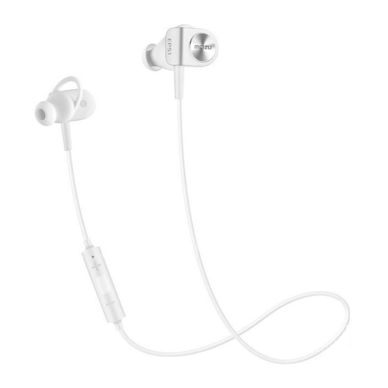 Навушники Meizu EP-51 Bluetooth Sports Earphone White