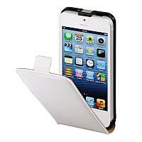 Чохол-фліп Hama для iPhone 5/5S/SE Smart Case Білий
