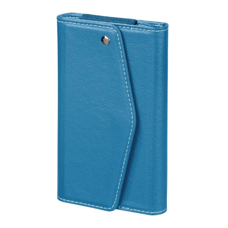 Чохол-гаманець Hama Універсальний (65 х 13 х 118 мм) Clutch ser. Блакитний(00133195)