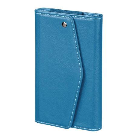 Чохол-гаманець Hama Універсальний (65 х 13 х 118 мм) Clutch ser. Блакитний(00133195), фото 2