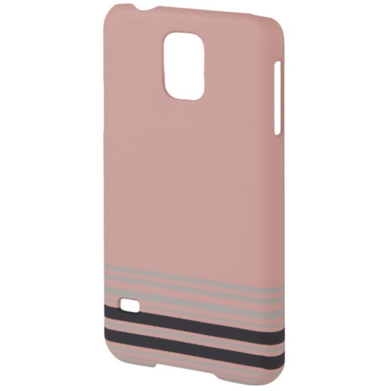 Чохол-накладка Hama для Samsung G900 S5 Primrose ser. Світло-рожевий(00137000)
