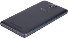 Смартфон Nomi i5010 EVO M Dark grey (Темно-Сірий), фото 2