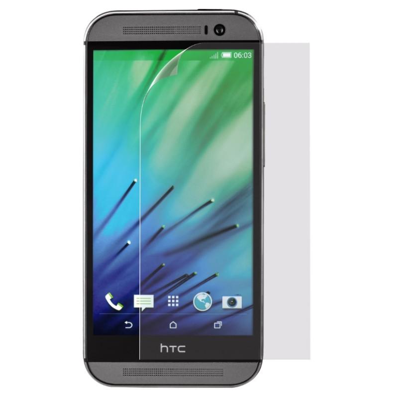 Гибкое Защитное стекло Hama для HTC One M8 Flexible Glass Screen Protector Прозрачное