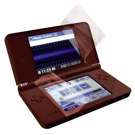 Плівка захисна Hama для Nintendo DSI XL Прозора, фото 2