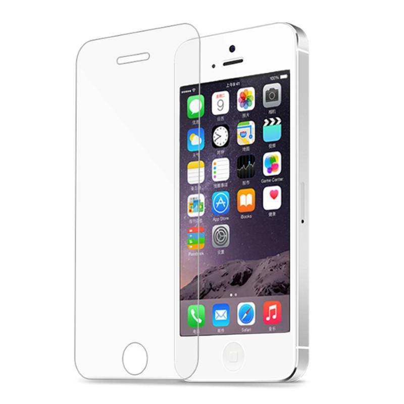 d9844a357e67d2 Захисне Скло Hama для iPhone 5/5S/SE/5C Real Glass Screen Protector  Прозоре, цена 149 грн., купить Івано-Франківськ — Prom.ua (ID#579531061)