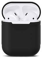 Чохол для навушників AirPods Чорний