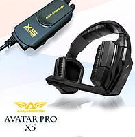Гарнитура игровая Armaggeddon Avatar Pro X5