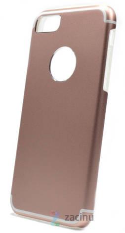 Чохол-накладка TPU для iPhone 7 YED Rose Gold(329551), фото 2