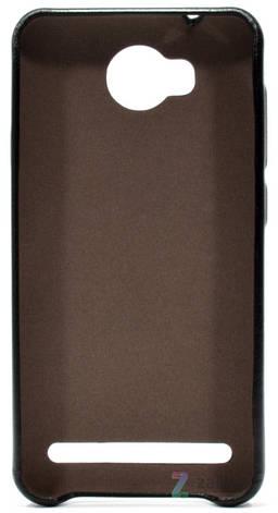 Чохол-накладка для Huawei Y3 II Sibling ser. Чорний, фото 2