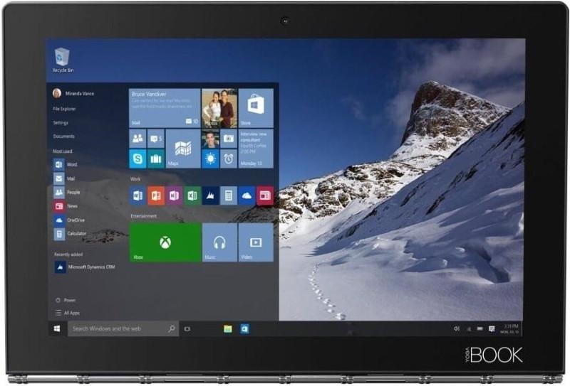 Планшет LENOVO YOGA Book YB1-X91F Windows (ZA150018UA)