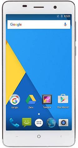 Смартфон BRAVIS A504 Trace Dual Sim (білий), фото 2
