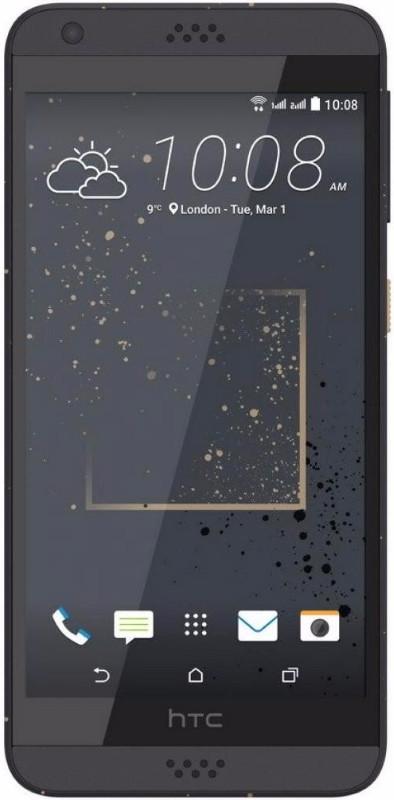 Смартфон HTC Desire 630 Dual Golden Graphite