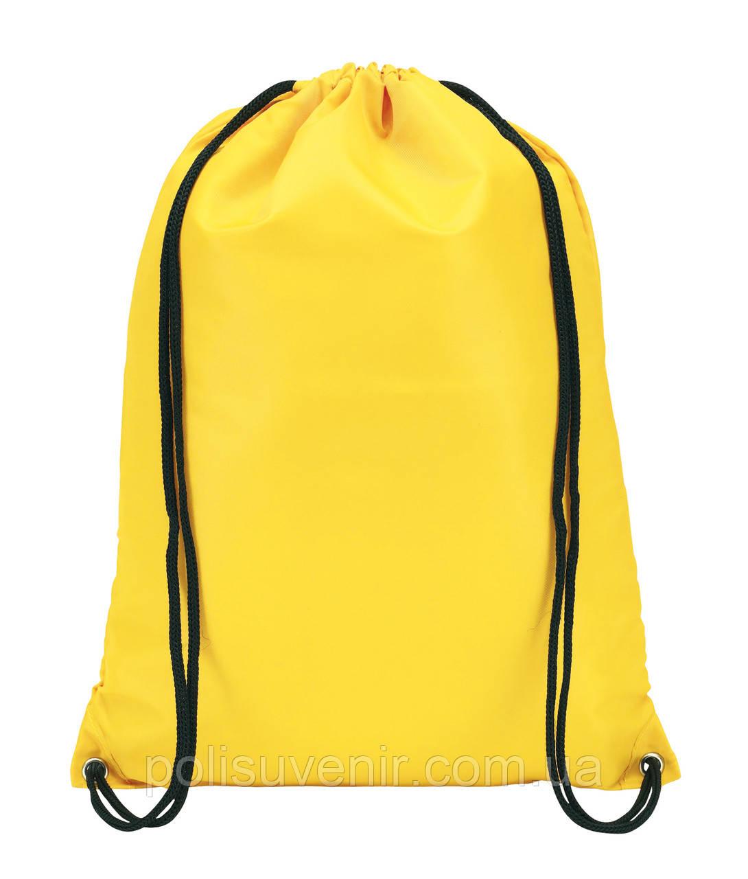 Рюкзак з двома шнурами для носіння сумки