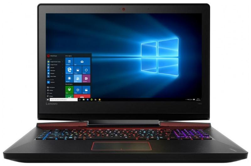 Ноутбук LENOVO Y900-17 (80Q1006HRA)