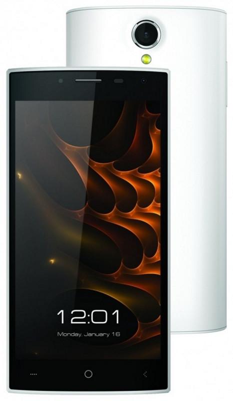 Смартфон BRAVIS A501 BRIGHT (білий)