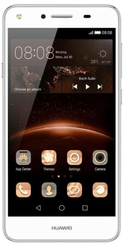 Смартфон HUAWEI Y5II Dual Sim (рожевий)