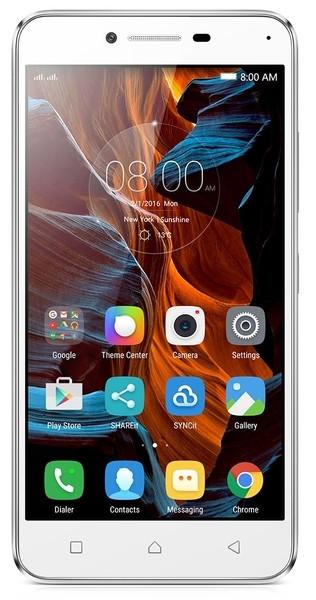 Смартфон LENOVO K5 Plus (A6020a46) (сріблястий)