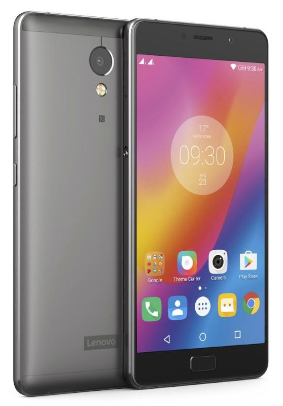 Смартфон LENOVO VIBE P2 Dual Sim (сірий)