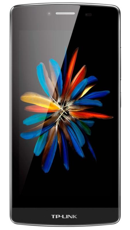 Смартфон TP-Link Neffos C5 (темно-сірий)