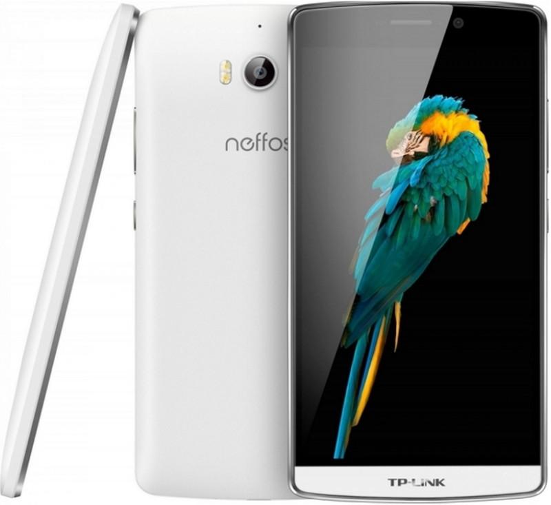 Смартфон TP-Link Neffos C5 Max (перлинно-білий)