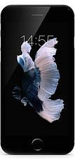 Чохол-накладка Nillkin для iPhone 6/6S Synthetic Fiber ser. Чорний, фото 3