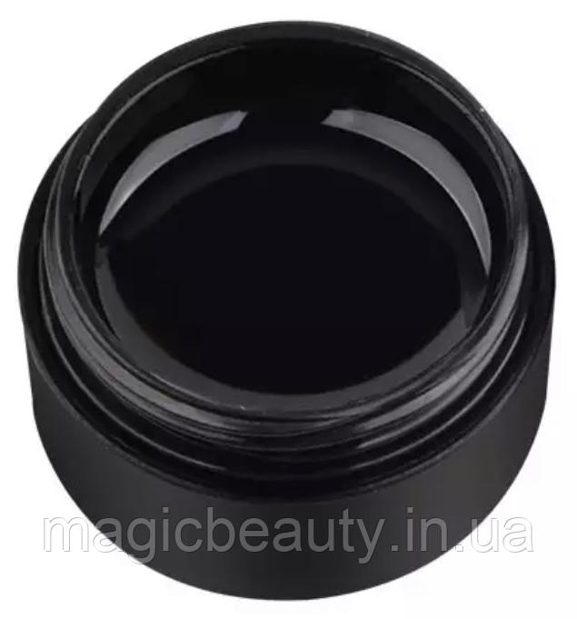 Гель-паутинка 01, черный