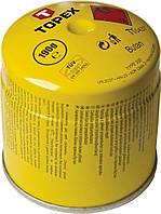 Картридж газовый с бутаном Topex одноразовый для  паяльных ламп