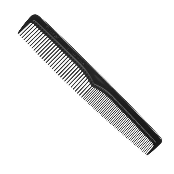 Расческа комбинированная Eurostil 00113 для стрижек раздельная