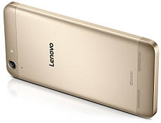 Смартфон LENOVO K5 (A6020a40) (золотистий), фото 3