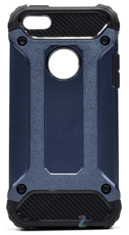 Чохол-накладка для iPhone 5/5S/SE Immortal ser. TPU+PC Сірий