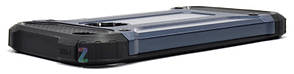 Чохол-накладка для iPhone 5/5S/SE Immortal ser. TPU+PC Сірий, фото 2