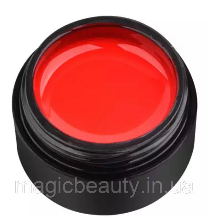 Гель-паутинка 04, красный