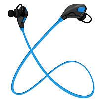 Bluetooth наушники HOOK H1 Blue (hub_UAHB43435_my)