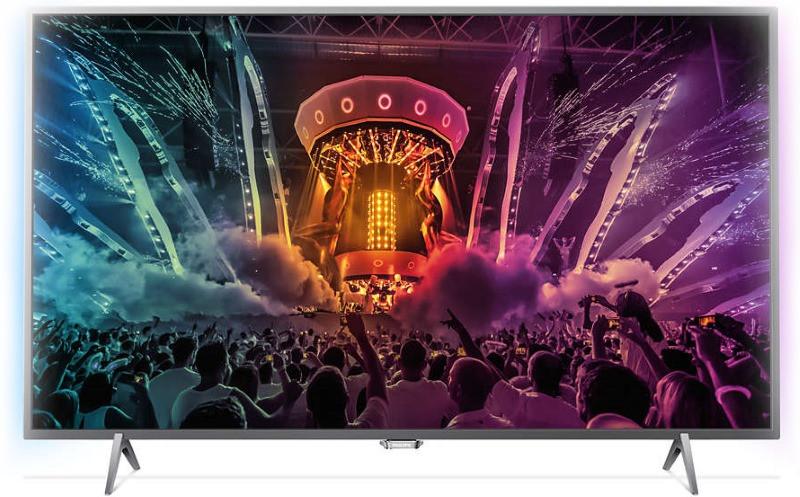 Телевізор PHILIPS 55PUS6201/12 LED