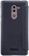 Чохол-книжка Nillkin для Huawei Honor 6X/ Mate 9 Lite/ GR5 2017 Sparkle ser. Чорний, фото 3