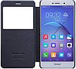 Чохол-книжка Nillkin для Huawei Honor 6X/ Mate 9 Lite/ GR5 2017 Sparkle ser. Чорний, фото 2