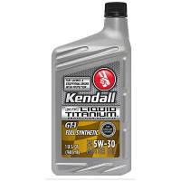 Моторное масло KENDALL GT-1 5W30 Liquid Titanium для легковых автомобилей