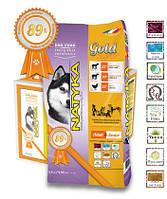 Natyka Gold Lamb & Rice Adult & Senio, 4,5 кг