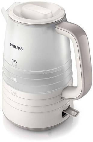 Електрочайник Philips 1.5л HD9336/21, фото 2