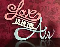 """Декор для фотосессии """"Любовь в воздухе """"  3 D"""