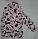 Куртка зимняя для девочки ТЕА розовая (QuadriFoglio, Польша), фото 6
